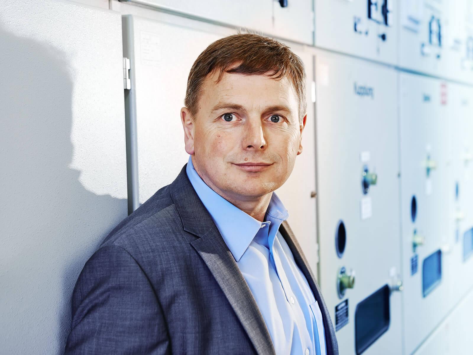 Holger Hüneke   Technischer Leiter