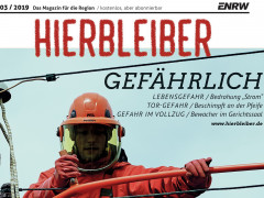 Cover HIERBLEIBER 3 2019