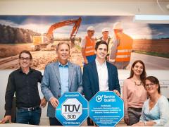 TÜV-Siegel für ENRW-Kundenservice