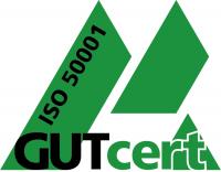 Zertifzierungszeichen ISO 50001