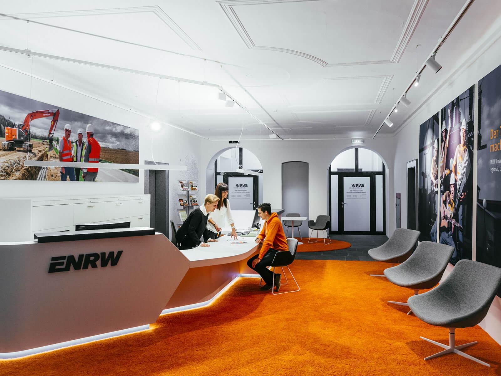 Kundeninformationszentrum in Rottweil